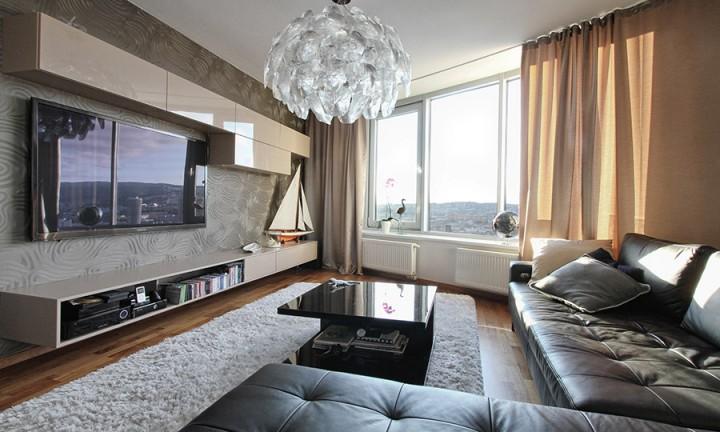III veže 3 izbový byt Bratislava 2012