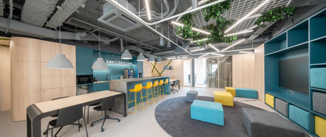 JTRE prináša koncept dizajnových a jednoducho prispôsobiteľných kancelárií